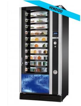 Expendedora Rotativa de Snacks, Bebidas, Sandwich, Bocadillos, Frutas