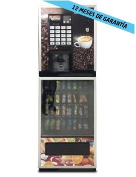 Cafetería Automática, 3 Máquinas en 1, Modelo ERAVENDING B300