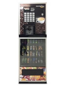 Renting financiero de Cafetería Automática, 3 Máquinas en 1, Modelo B300