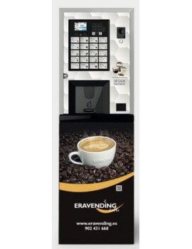 Renting financiero Expendedora de Café Exprés, Automática Modelo B250