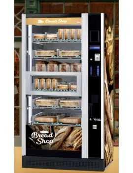 Pan y artículos de panadería , expendedora reacondicionada