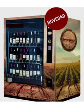 Expendedora de Vino, Cava, Bebidas Espirituosas