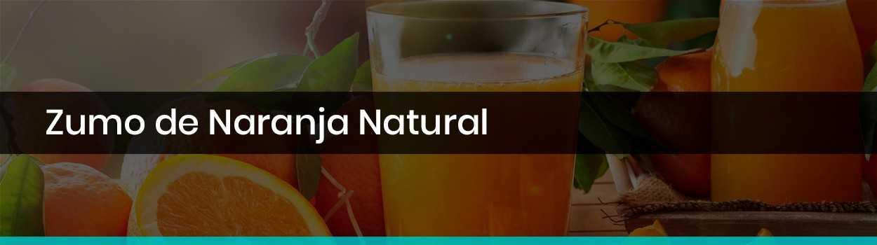Zumo de Naranja Natural Nuevas | Expendedoras Automáticas