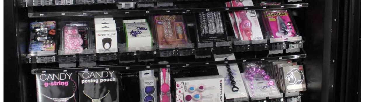 Sex shop , productos eroticos 24 h , expendedoras última generación