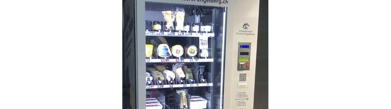 Lácteos , quesos , miel ..etc expendedora nueva , ultima generación