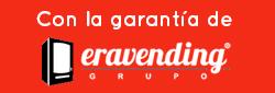 Con la garantía de Grupo Eravending
